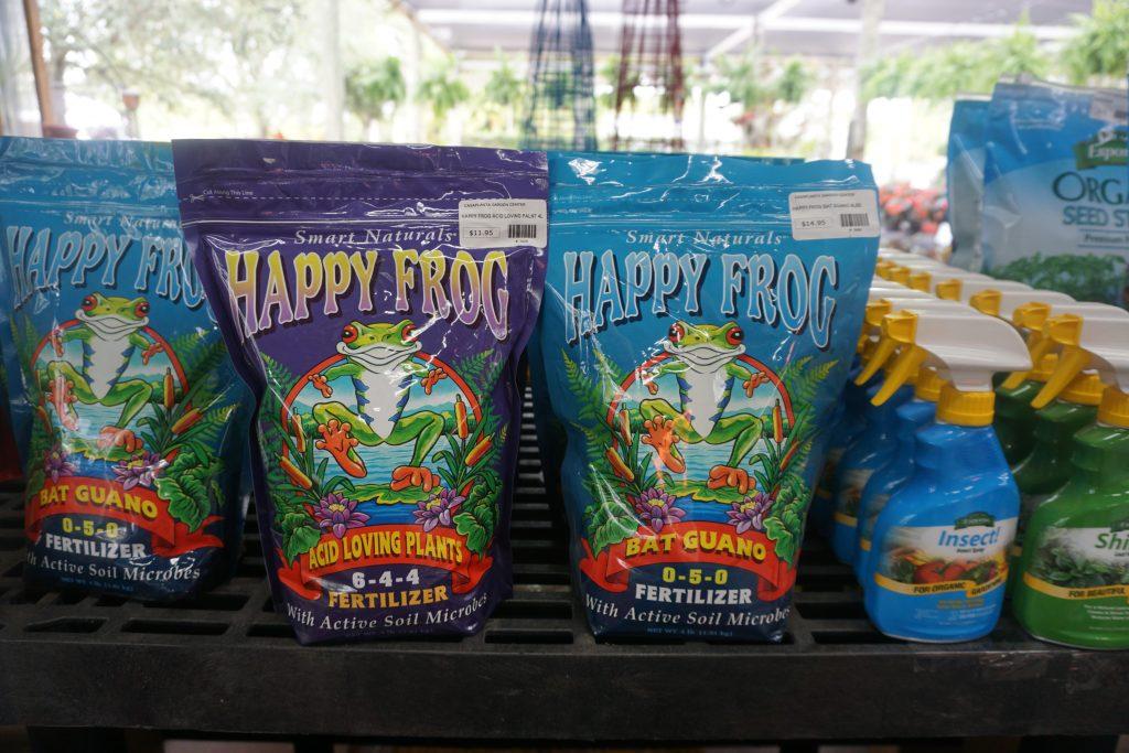 Happy Frog Organic Fertilizer Miami